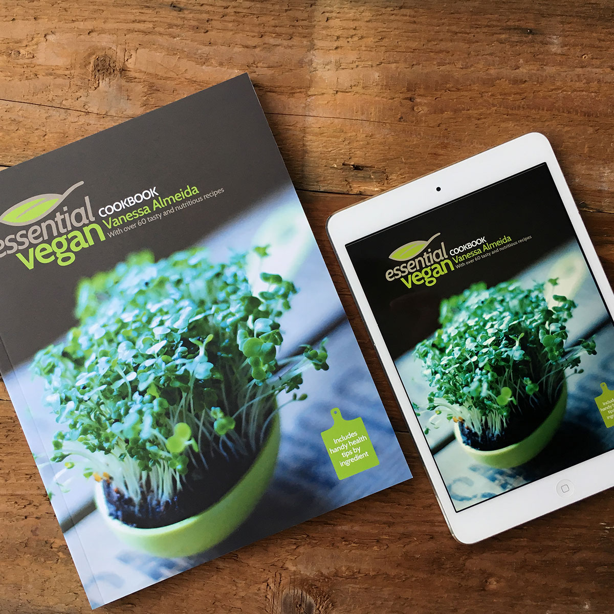 the essential vegeterian cookbook